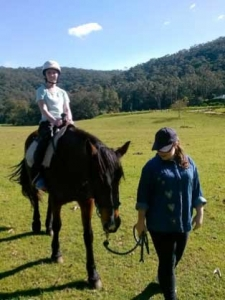 disability horse riding activities