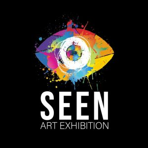 SEEN Art Exhibition Logo